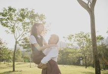 Casual Shoot - Emmanuel & Wan Ting by A Merry Moment