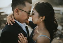 Agastya & Nina Prewedding by Lentera Wedding