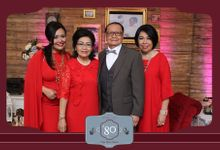 Opa Max Fiman 80th Birthday by E'moment studio Photobooth