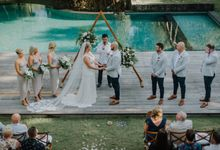 Jess & Steve by Q Events Bali