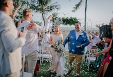 Steph & Greg by Q Events Bali