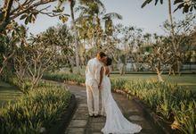 Renda & Craig by Bali Wedding Paradise