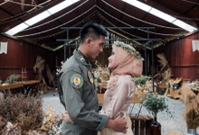Photo video prewedding agung  by Empat Warna