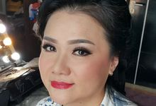 Makeup & Hair For Mom  by Makeup By Luvina Ho