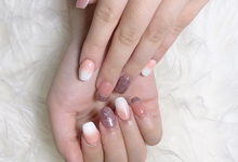 Simple Glam by Enchante Nailart