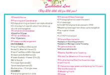 Enchanted Love by iDream Wedding & Events