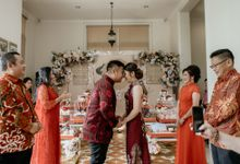 Endriko & Jesella's Engagement Day by Royal Ballroom The Springs Club