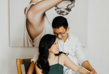 Prewedding of Eng Ping & Natasha by Makeup by Windy Mulia