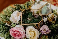 Meli & Kokoh Engagement by daydreampostcard