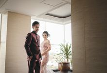 CHYNTIA & BILLY ENGAGEMENT DAY by Alegre Photography