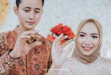Lamaran Cindy & Wisnu by daydreampostcard