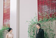 Engagement - Adit & Rita by State Photography