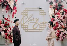 Engagement - Evan & Clara by State Photography