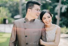 Engagement - Hans & Vania by State Photography