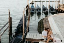 Venice engagement session by Venice Photographer Kinga Leftska