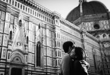 Engagement photography in Tuscany by Laura Barbera Photography