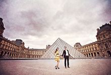 PREWEDDING EUROPE by ELEVATEPICTURES