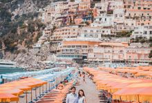 Positano Engagement Photoshooting by Andrea Gallucci Destination Photographer Amalfi Coast