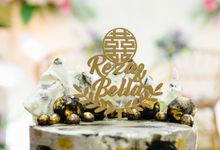 The Engagement of Reza and Bella by Vision Production