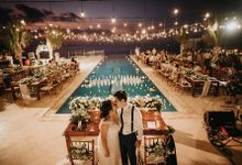 """No Word Can Express The Love"" by Just Married Bali Wedding"
