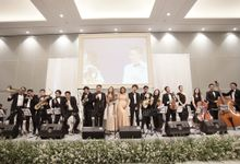 The Wedding of Kevin & Yuliana - 14th December 2018 by La Fayette Entertainment & Organizer