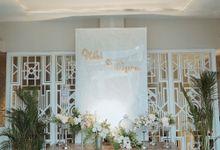 Saki & Agra Wedding 22 Dec 2018 by Sheraton Bandung Hotel & Towers