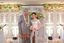 Wedding of Achmad & Laksmi by Party Purrfect