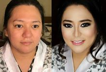 Bridal Makeup And Hairdo Ms EBIE by Natcha Makeup Studio