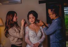 Bella & Chao Wedding by Epic Picutres ID