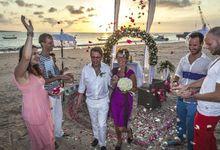 Renewal Vows by Bali-Dream