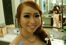 Shella & Theo Wedding by Yenny Makeup Artist