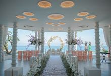 Yuswadi & Dian Wedding by KAMAYA BALI