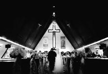 THE WEDDING OF ERIC & CINDY by Cerita Bahagia