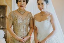 Wedding Of Eric & Prita by Eugene & Friends