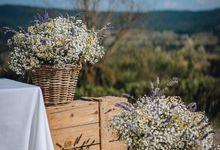 Wedding in Maremma by C&G Wedding and Event Designer