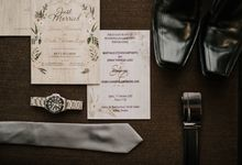 Erika & Steven Wedding by AKSA Creative