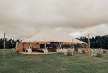 Sperry Tents by Maleny Retreat Weddings