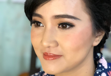 Sangjit Makeup for Ms. Wenny by Erliana Lim Makeup Artist