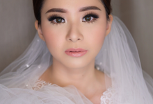 Wedding Makeup Look for Ms Elika by Erliana Lim Makeup Artist