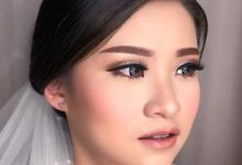 Wedding Look for Ms Meisie by Erliana Lim Makeup Artist