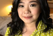 Soft Party Makeup Look by Erliana Lim Makeup Artist