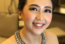 Party Makeup for Ms. Maya by Erliana Lim Makeup Artist