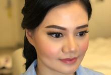 Angpao Girl Morning and Night Look by Erliana Lim Makeup Artist