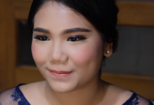 Party Makeup Look for Ms. Ivana by Erliana Lim Makeup Artist
