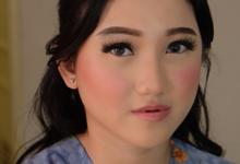 Bridesmaid Morning Look by Erliana Lim Makeup Artist