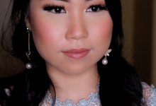 Bridesmaid Night Look (with eyelash extenstion) by Erliana Lim Makeup Artist
