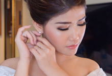 night look for ms. sisca by Erliana Lim Makeup Artist