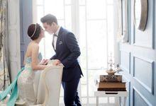 Michael &  Debby Prewedding  by Lidya Madian Make Up