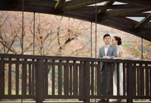 #axioojapan Abi&Herna PreWed by Marsia Yulia Signature. Natural and Korean Make Up Specialist.
