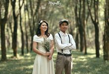 Prewedding Photo of Ersa dan Andri by Mazally Photography